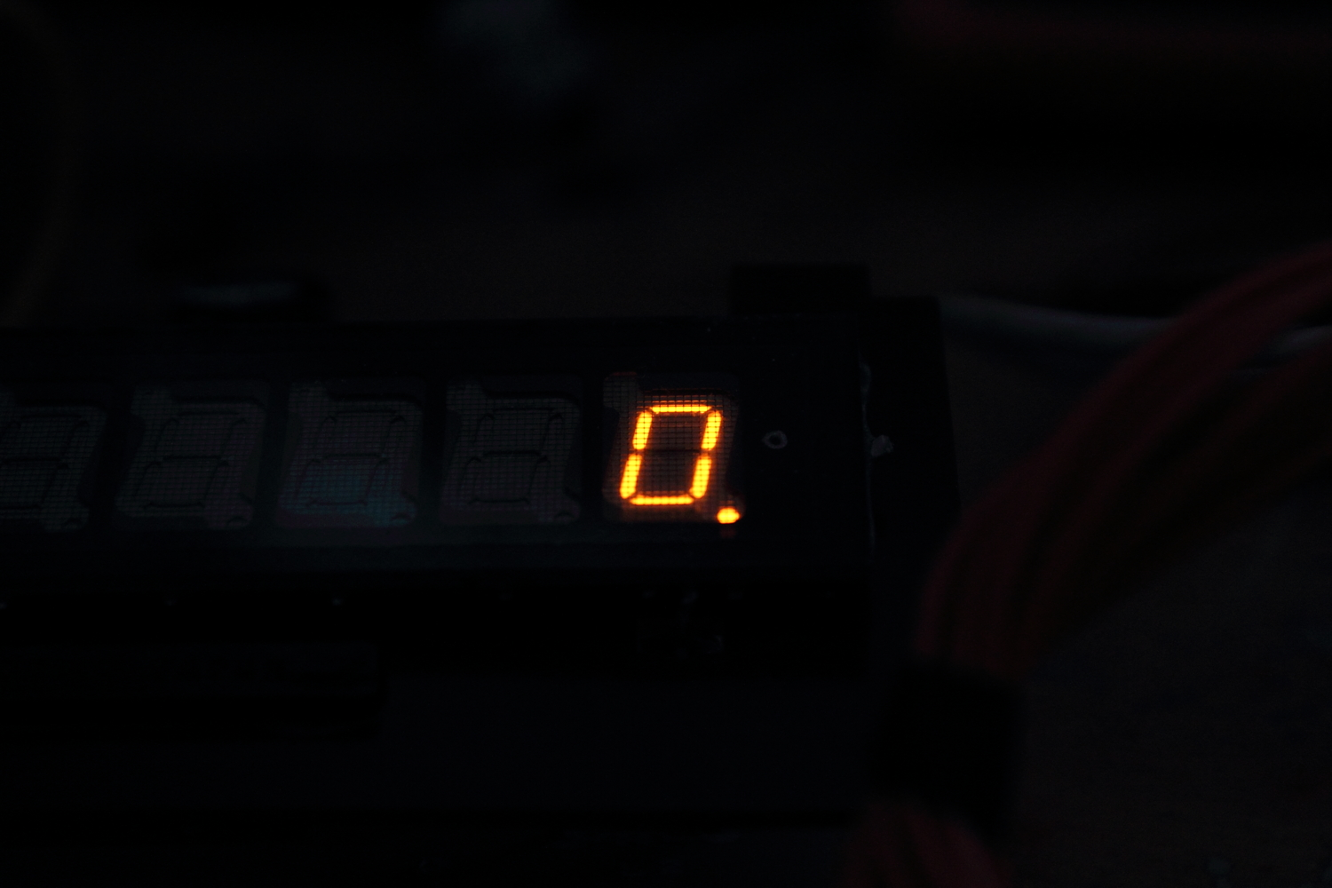 Unitrex 1200 And Lesson Ketturi Electronics Updated Nixie Clock Schematic After Whole Terrible Tinkering Getting Fingers Burned Once Shocked From Some Weird Chargeim Sure I Drained Every Cap Got Nice Orange Glow
