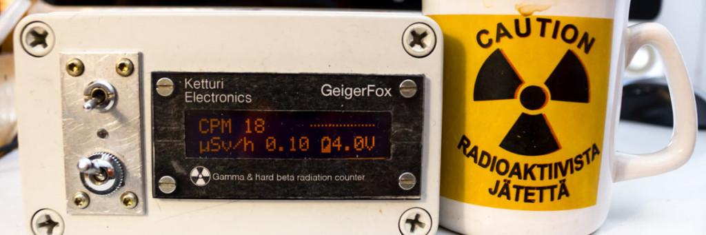 GeigerFox