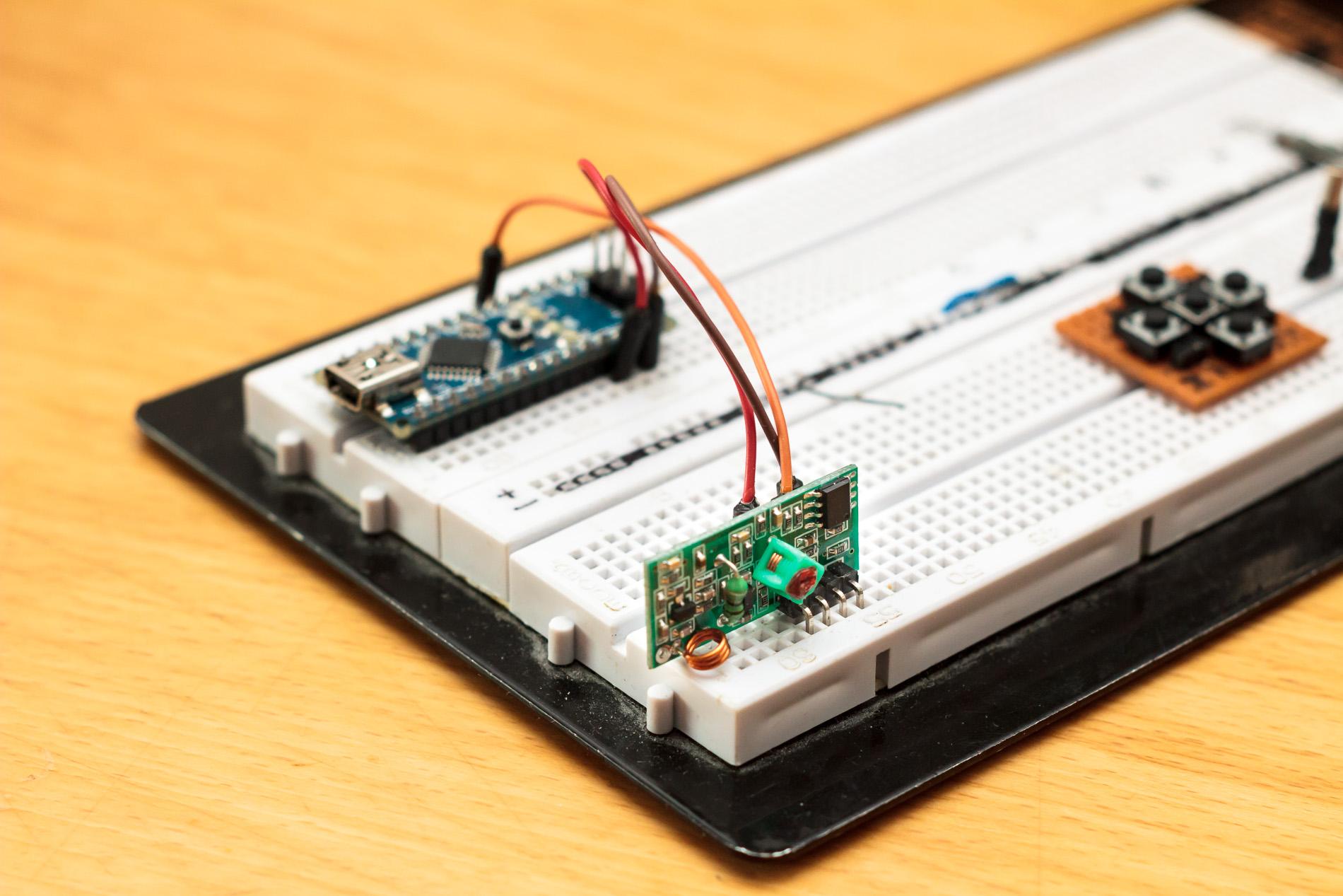 Sunrise lamp add-on for nixie alarm clock  | Ketturi electronics